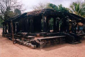 King Bhuthala Pandya Fort