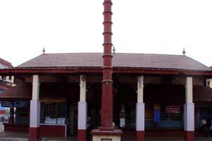 Shree Anantha Padmanabha Temple, Hebri