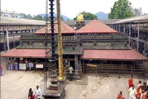 Kollur Shree Mookambika Temple
