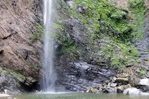 Koodlu Thirtha Water Falls