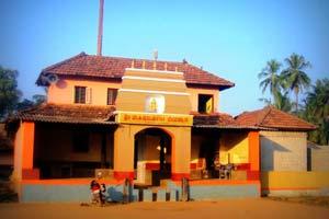 Shree Mahisha Mardhini Temple